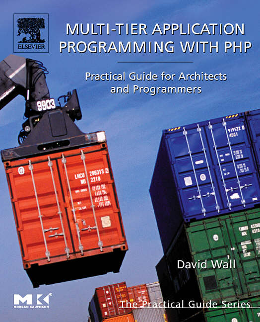 Multi-tier Application Programming With Php