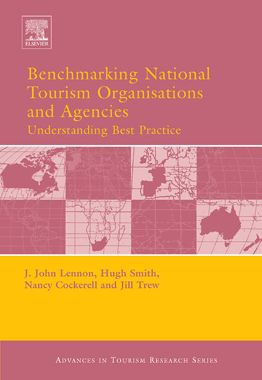 Benchmarking National Tourism Organisations and Agencies