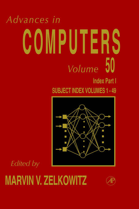 Cumulative Subject and Author Indexes for Volumes1-49, Part I