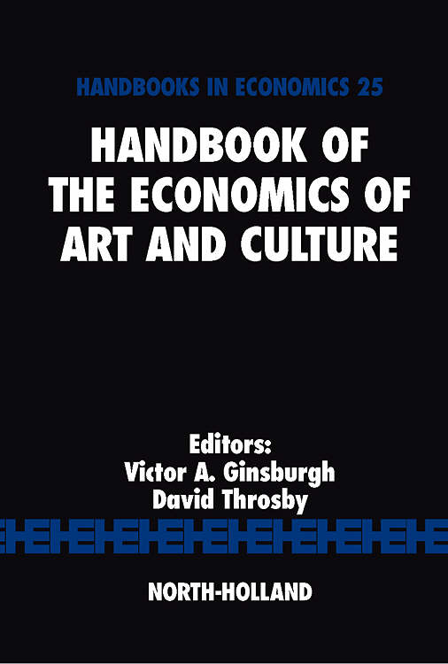 Handbook of the Economics of Art and Culture