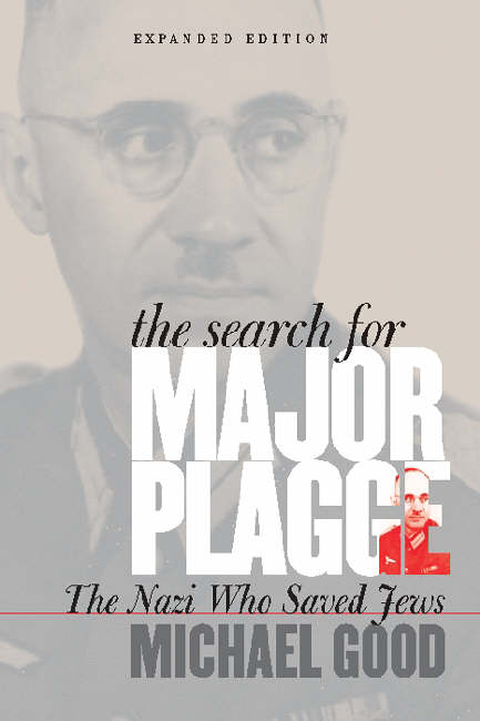 The Search for Major Plagge