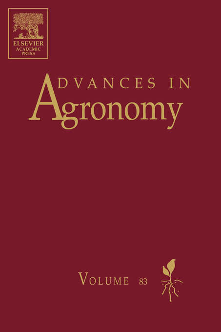 Advances in Agronomy.