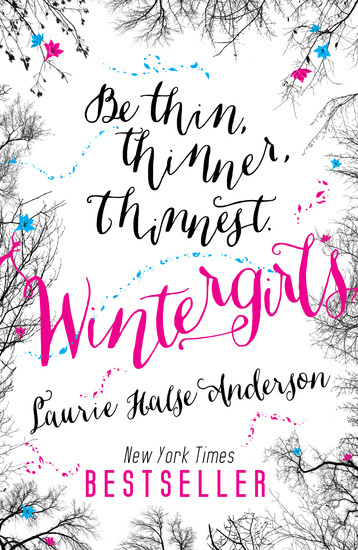 """wintergirls by laurie halse anderson essay Questions about wintergirls channels from the middle (6-8) the book """"winter girls"""" by laurie halse anderson is this essay is about random."""