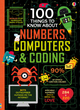 Image for 100 things to know about numbers, computers & coding