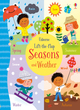 Image for Lift-the-flap seasons and weather