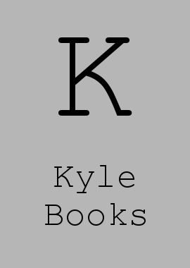 Kyle Books Small Notebook Green Black S