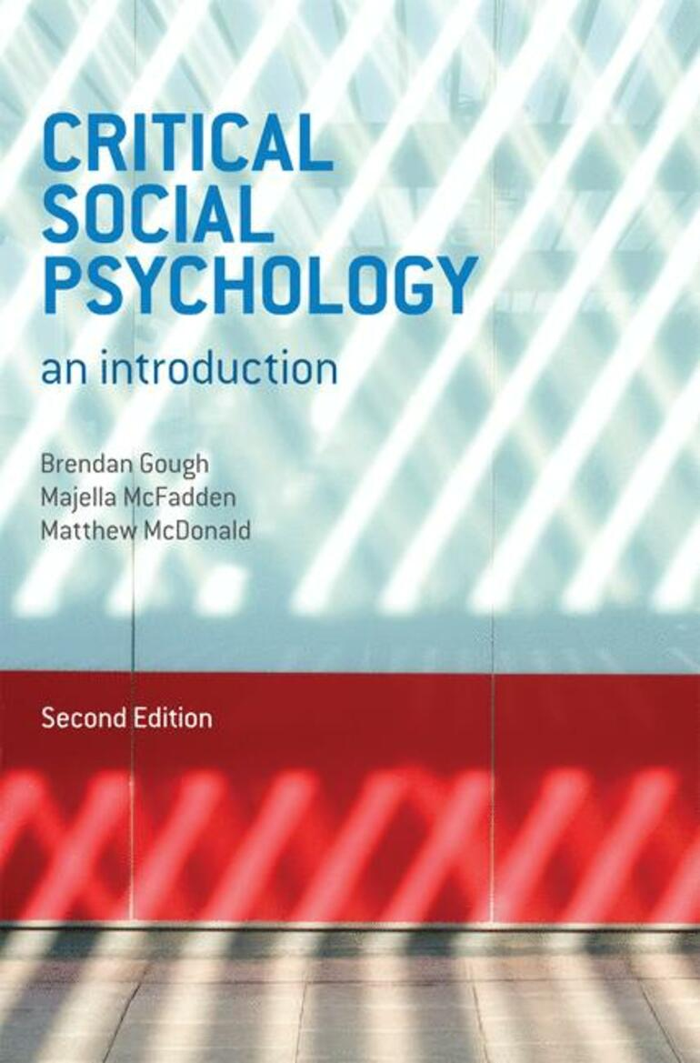 Critical Social Psychology (2nd Edition). An Introduction