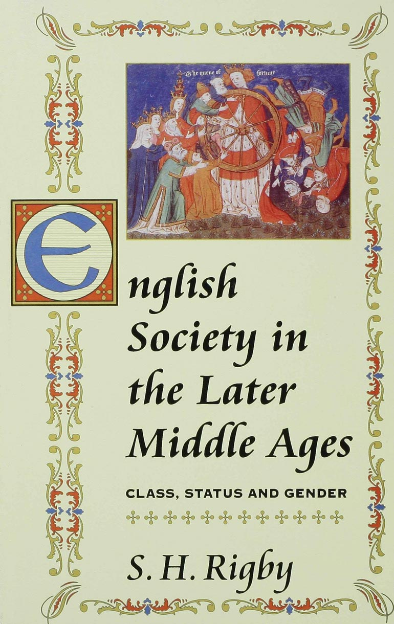 a companion to britain in the later middle ages rigby s h