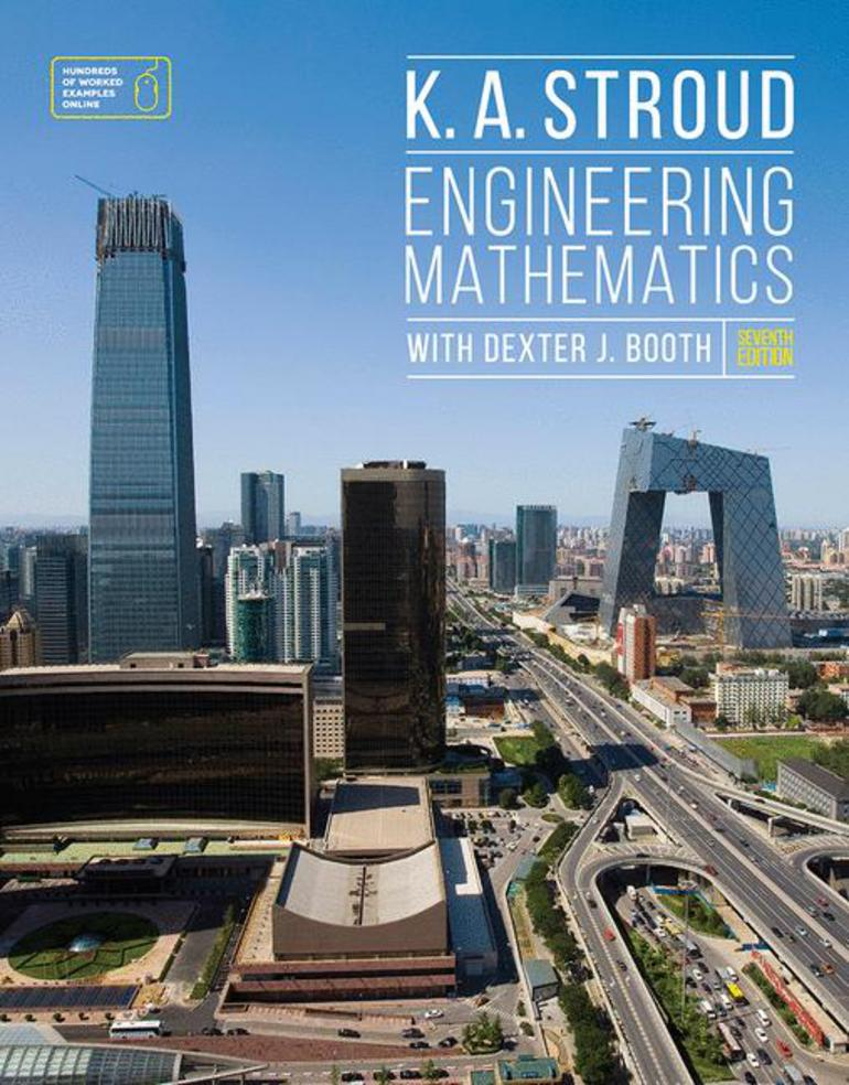 Engineering Mathematics K A Stroud Dexter Booth Macmillan