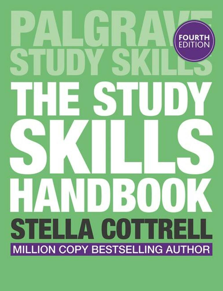 The study skills handbook stella cottrell macmillan the study skills handbook stella cottrell macmillan international higher education fandeluxe Choice Image