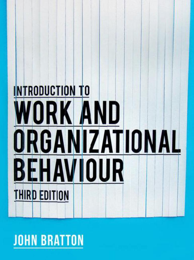 organisational behaviour motivation case studies 91 121 113 106 organisational behaviour motivation case studies