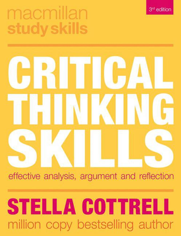 critical thinking textbook pdf