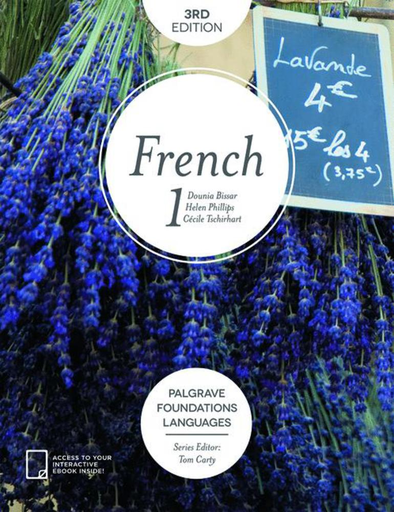Foundations French 1 Dounia Bissar Helen Phillips Cecile