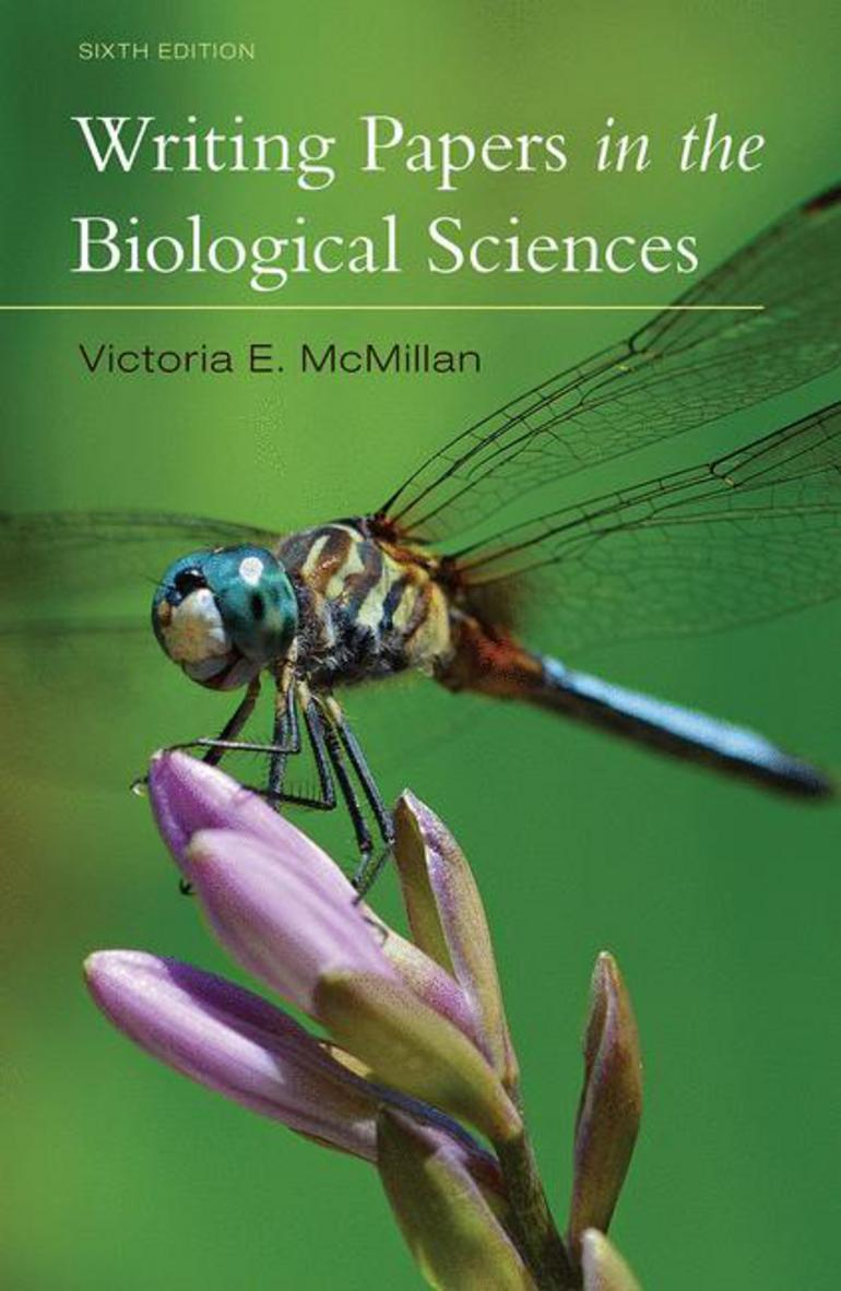 Writing Papers in the Biological Sciences - Victoria E. McMillan - Macmillan  International Higher Education