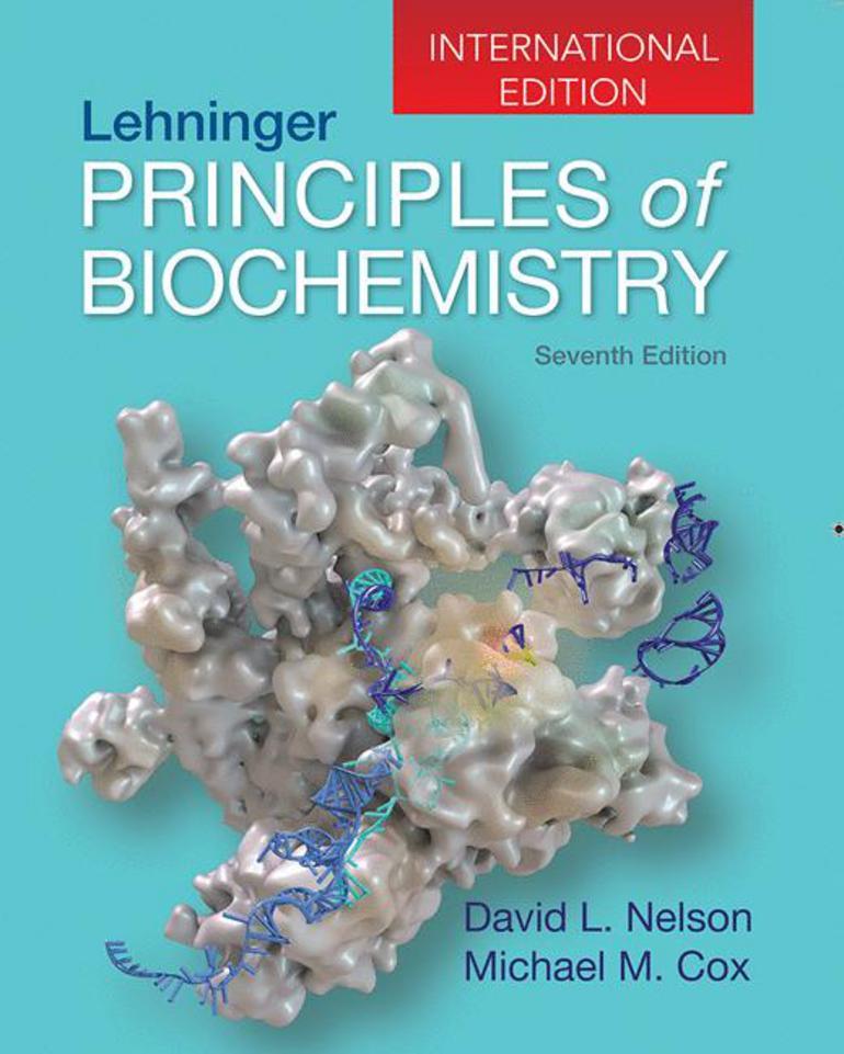 Lehninger Principles of Biochemistry - David L  Nelson