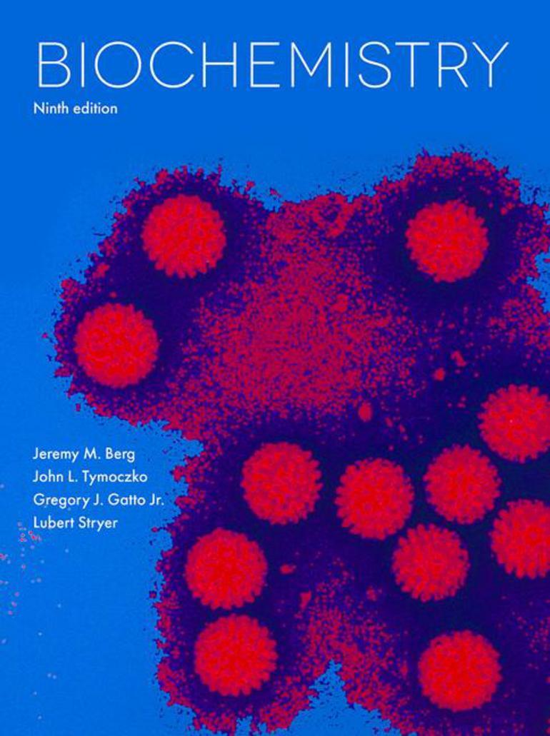 Biochemistry Jeremy M Berg Lubert Stryer John Tymoczko Gregory Gatto Macmillan International Higher Education