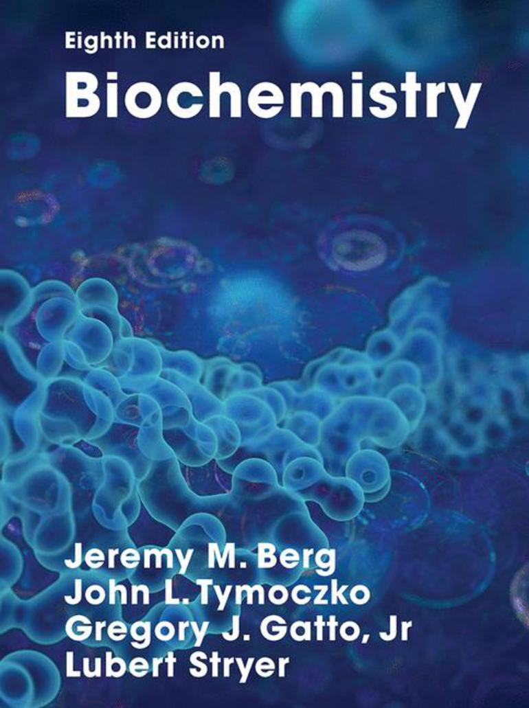Biochemistry (8th Edition)