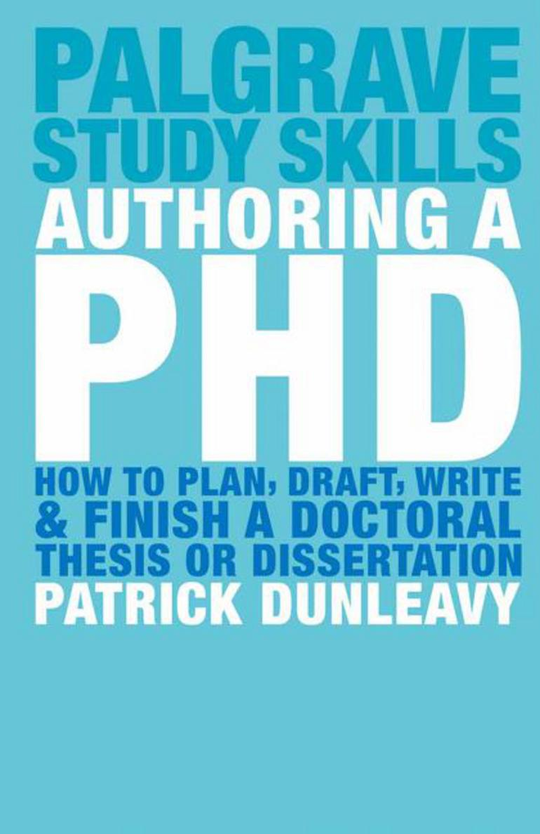 Related Post of Preface of phd thesis