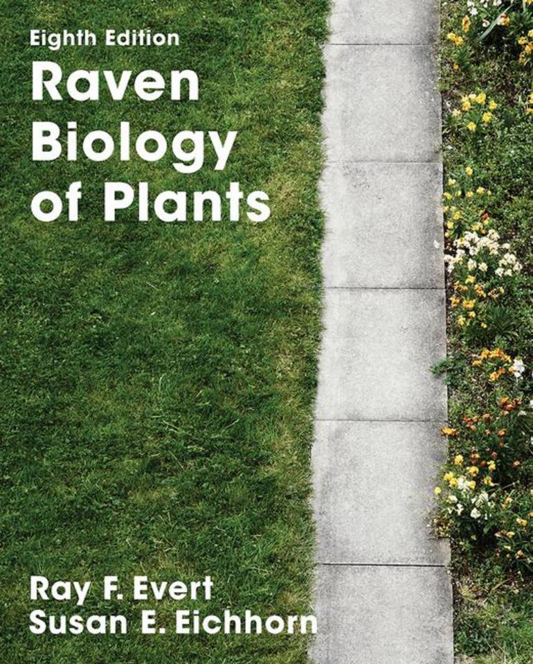 Raven Biology of Plants - Susan E  Eichorn|Ray Evert