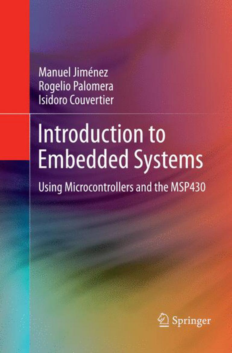 Introduction to Embedded Systems - Manuel Jiménez|Rogelio