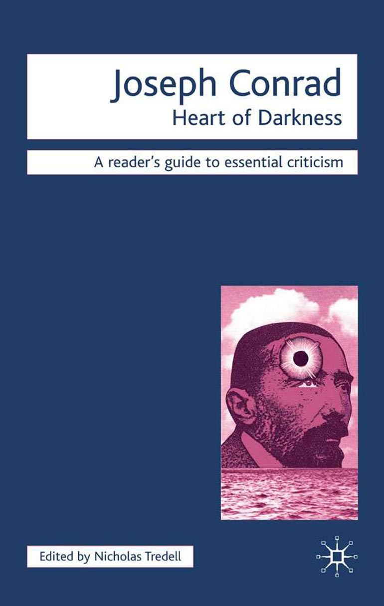 a literary analysis of the heart of darkness by joseph conrad The offing was barred by a black bank of clouds seemed to lead into the heart of an immense darkness throughout the entire book marlow refers by the narrator referring to darkness as having a neg feeling, the reader begins to understand the story behind the title, heart of darkness, which.