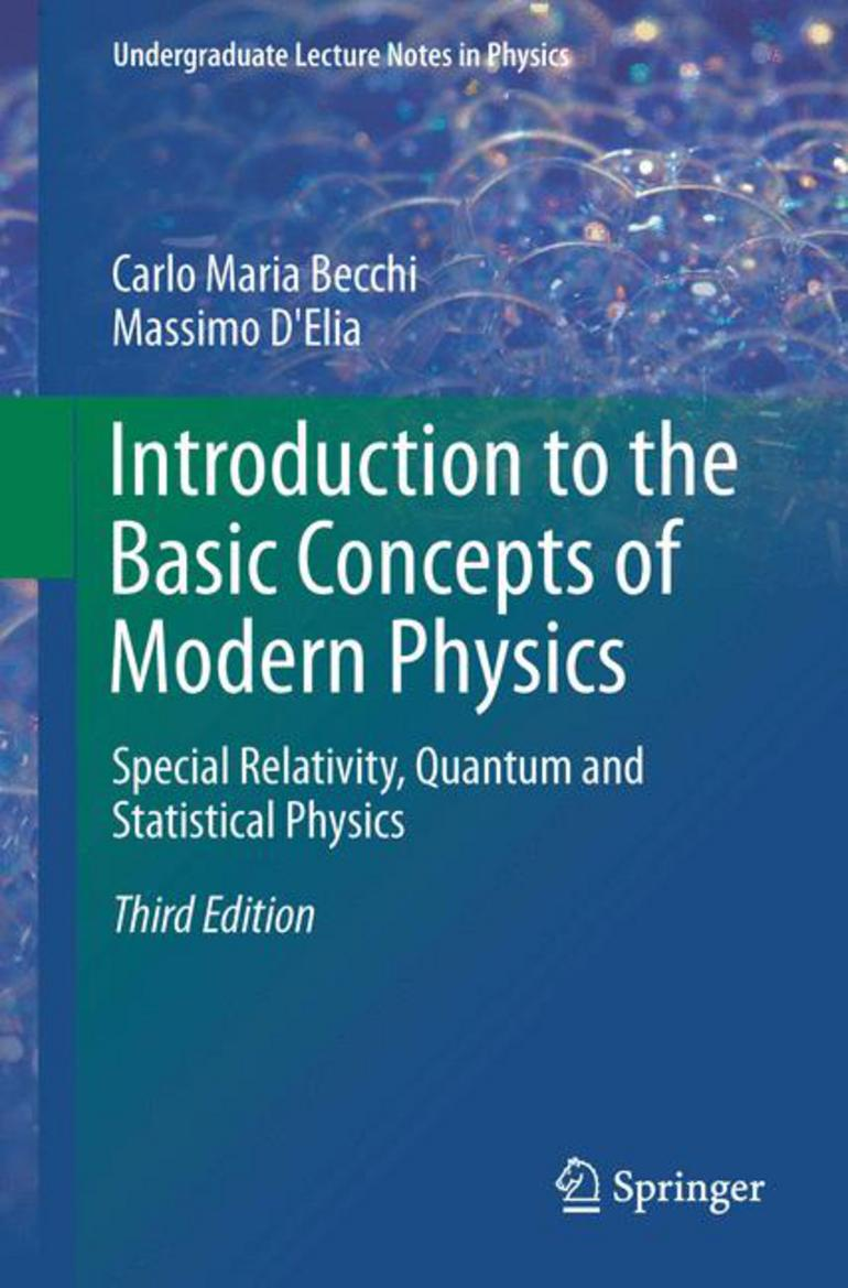 Introduction to the Basic Concepts of Modern Physics - Carlo