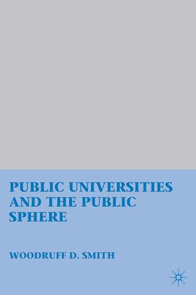 Public Universities and the Public Sphere
