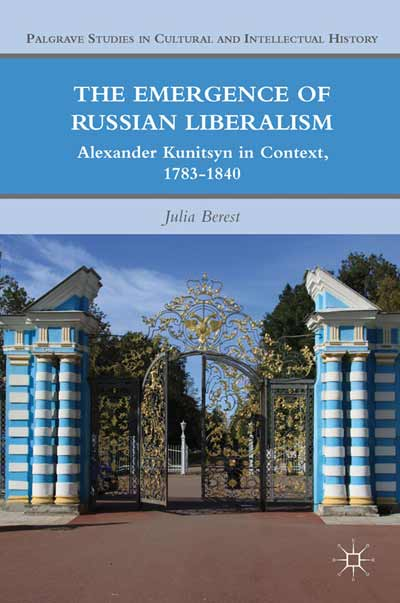 The Emergence of Russian Liberalism