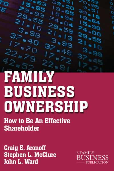 Family Business Ownership