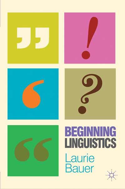 Beginning Linguistics
