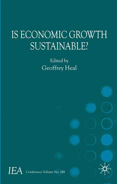 Is Economic Growth Sustainable?