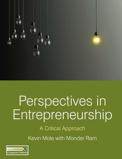 Perspectives in Entrepreneurship