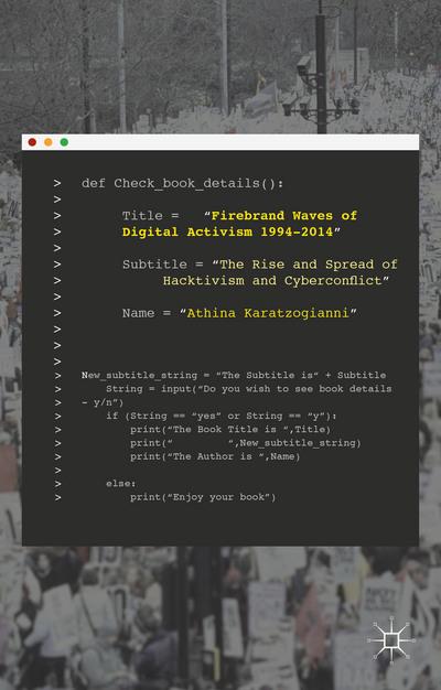 Firebrand Waves of Digital Activism 1994-2014