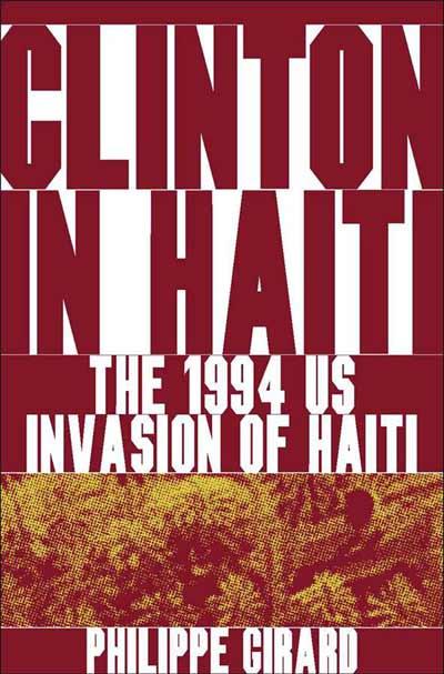 Clinton in Haiti