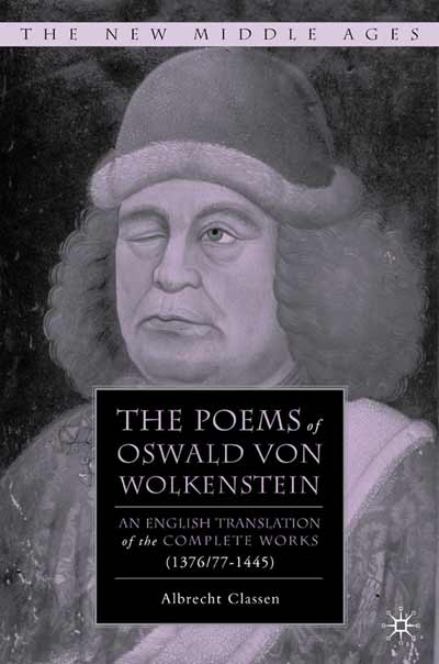 The Poems of Oswald von Wolkenstein