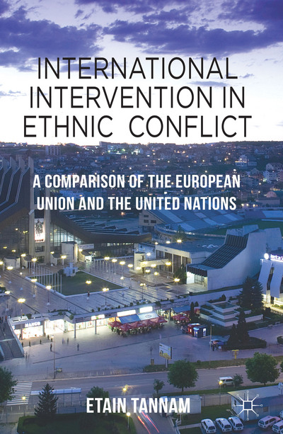 International Intervention in Ethnic Conflict