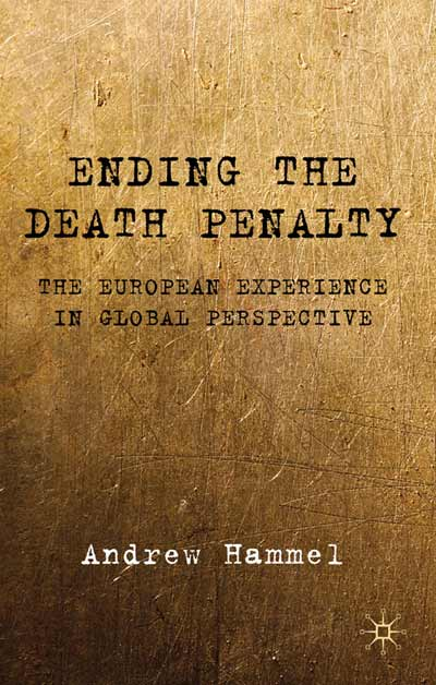 Ending the Death Penalty