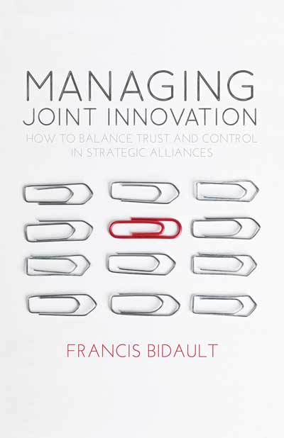 Managing Joint Innovation