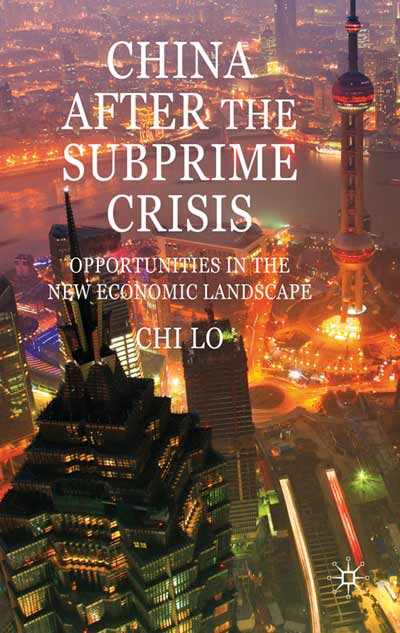 China After the Subprime Crisis