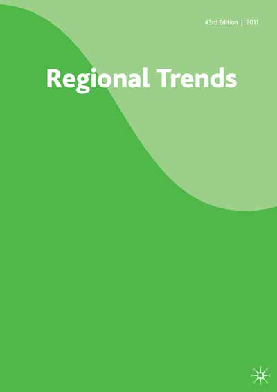 Regional Trends 43rd Edn