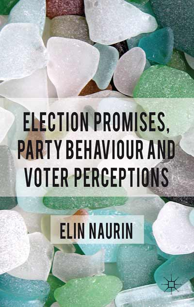 Election Promises, Party Behaviour and Voter Perceptions