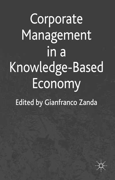 Corporate Management in a Knowledge-Based Economy