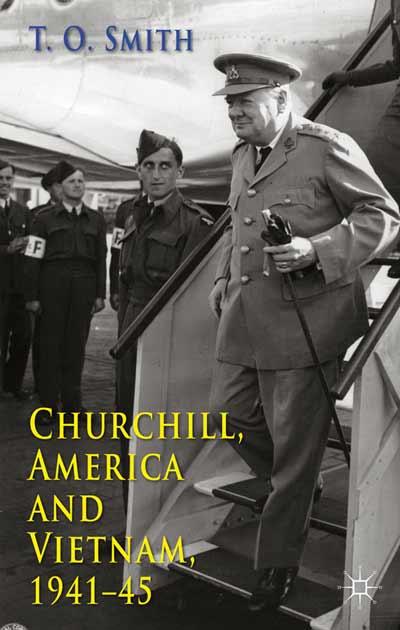 Churchill, America and Vietnam, 1941-45