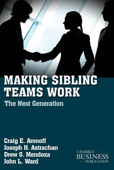 Making Sibling Teams Work