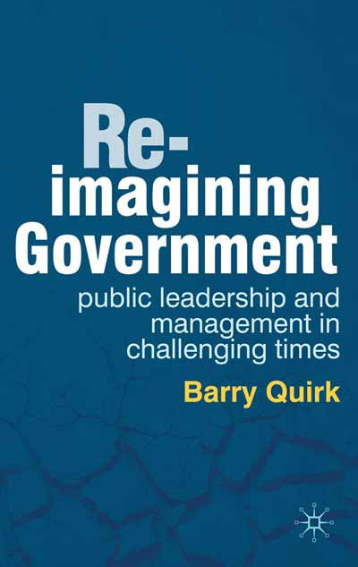 Re-imagining Government