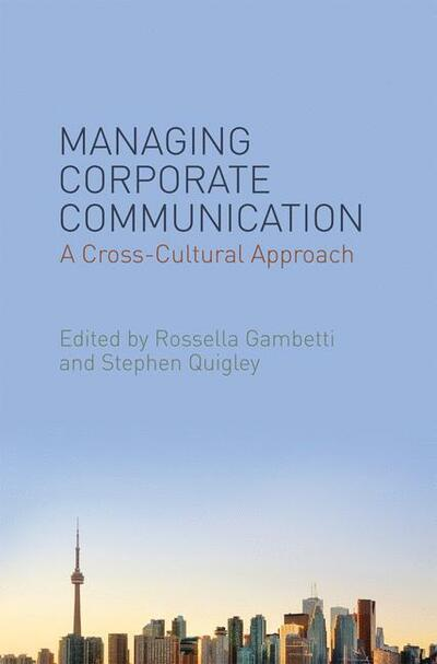 Managing Corporate Communication