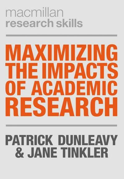 Maximizing the Impacts of University Research