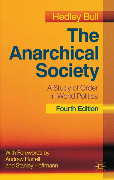 The Anarchical Society