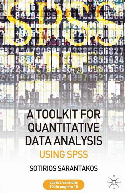 A Tool Kit for Quantitative Data Analysis