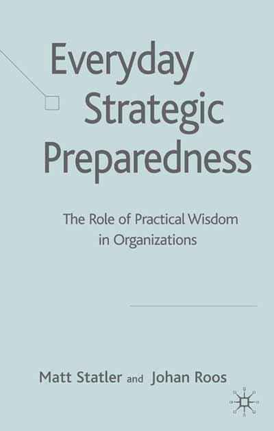 Everyday Strategic Preparedness